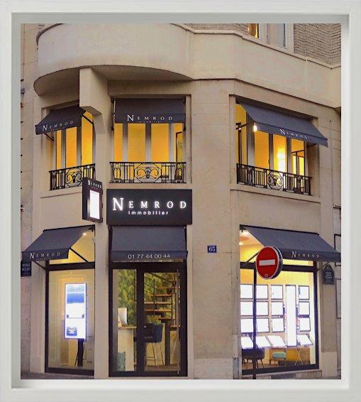 NEMROD Immobilier PARIS