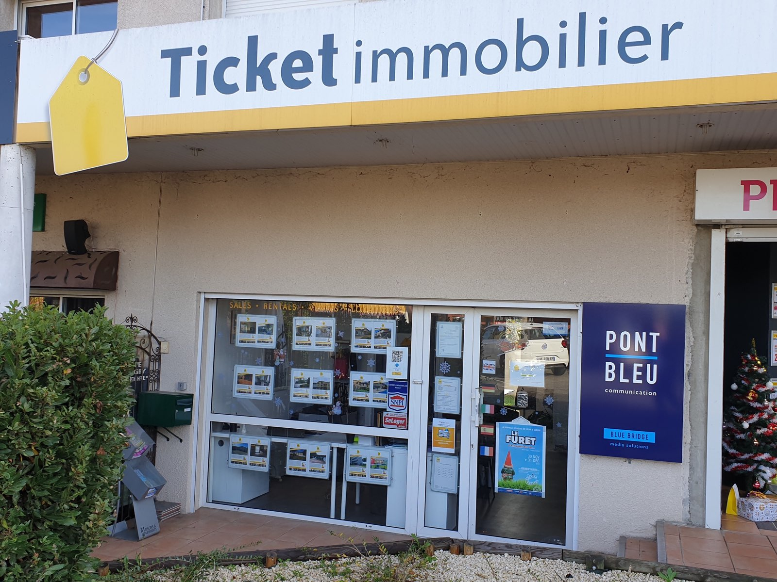 Ticket Immobilier