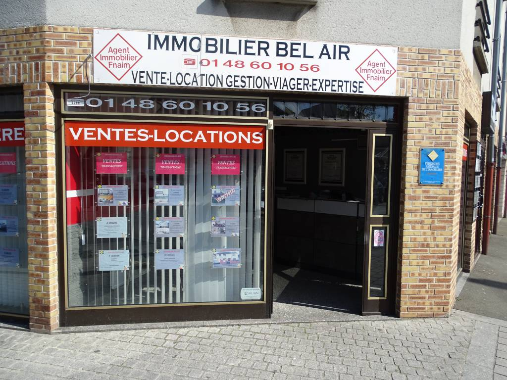 Immobilier Bel Air