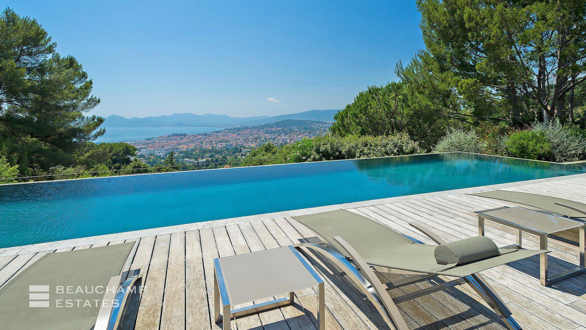 Exceptional Modern Property in Cannes Californie