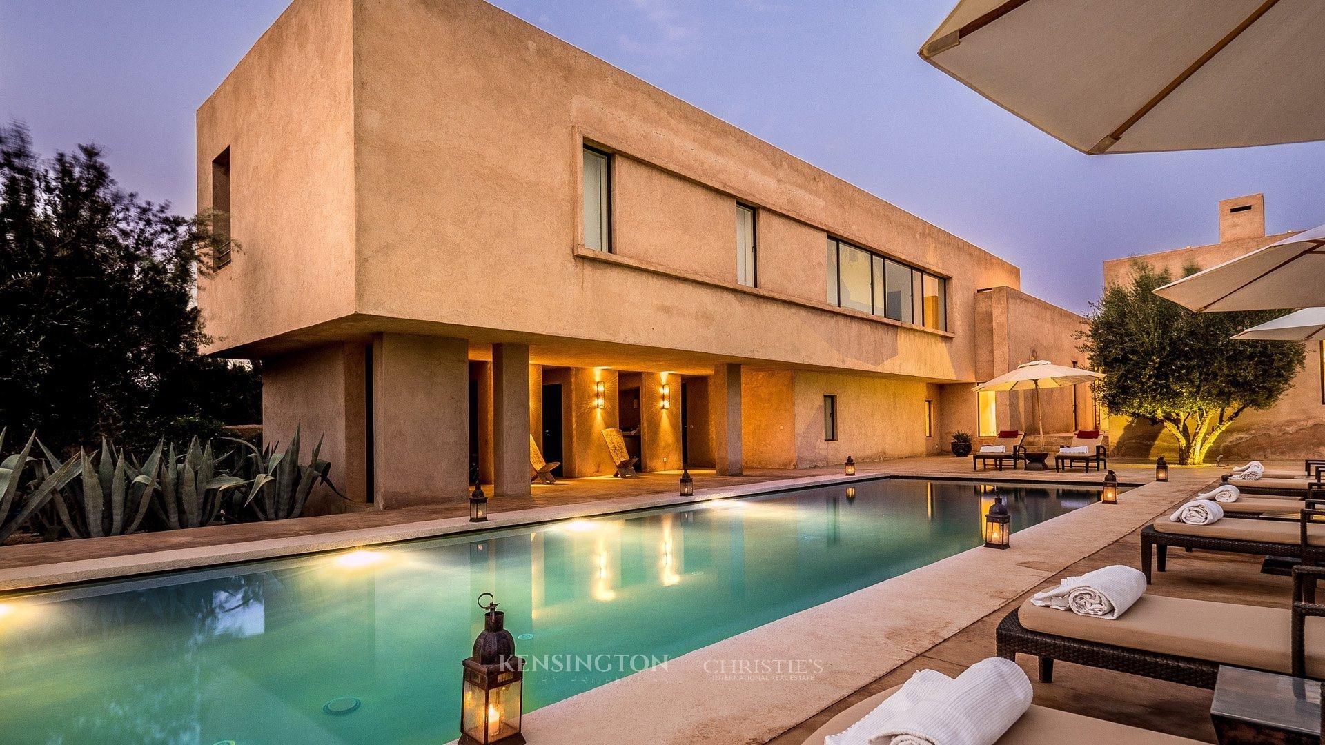 KPPM00657: Villa Soraya Luxury Villa Marrakech Morocco