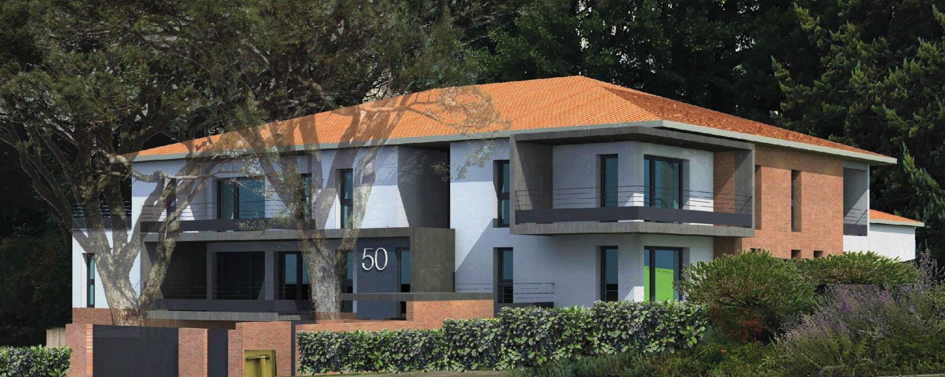 Appartement T3 - 65m² avec grande terrasse - 31850 MONTRABE