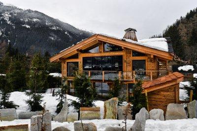 Rental Chalet - Chamonix-Mont-Blanc - France