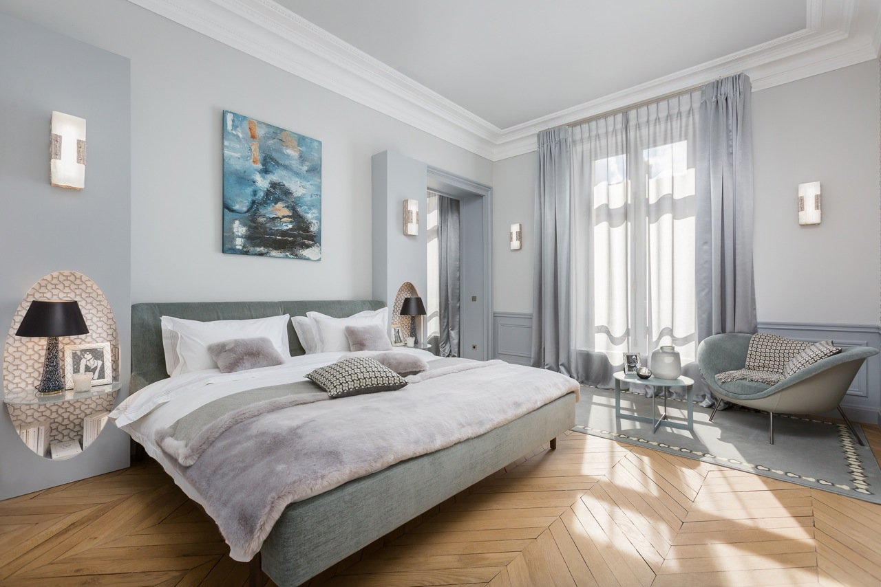 AVENUE MARCEAU Paris 8th, luxury apartment with view