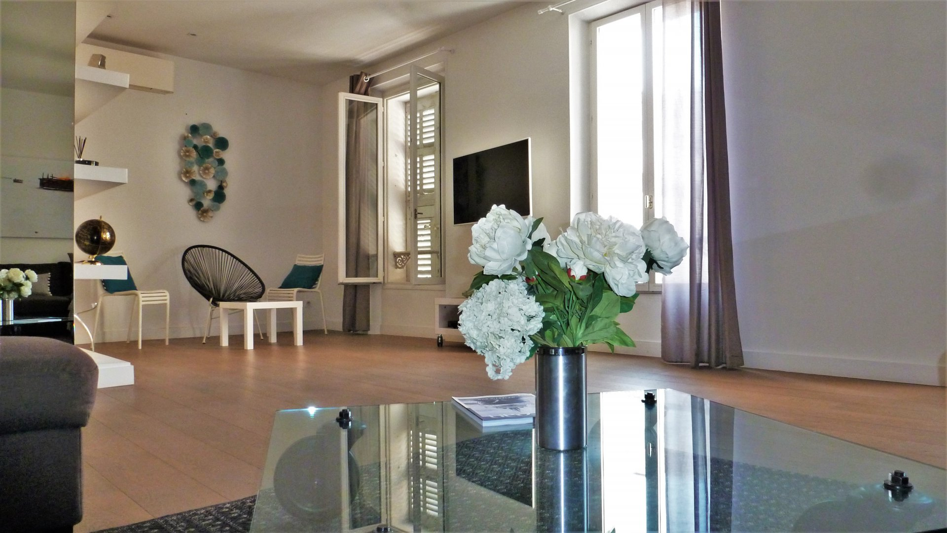 CANNES IN THE CENTER 4P 150M² BOURGEOIS RESIDENCE