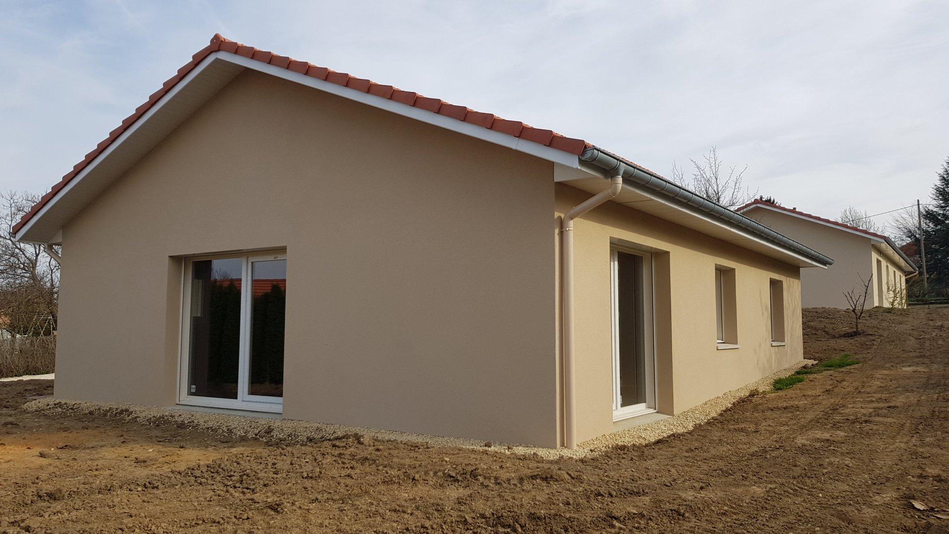 Maison neuve 4 pièces  BADONVILLER