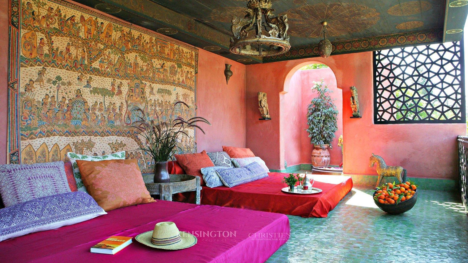 KPPM00668: Nordic Villa Luxury Villa Marrakech Morocco