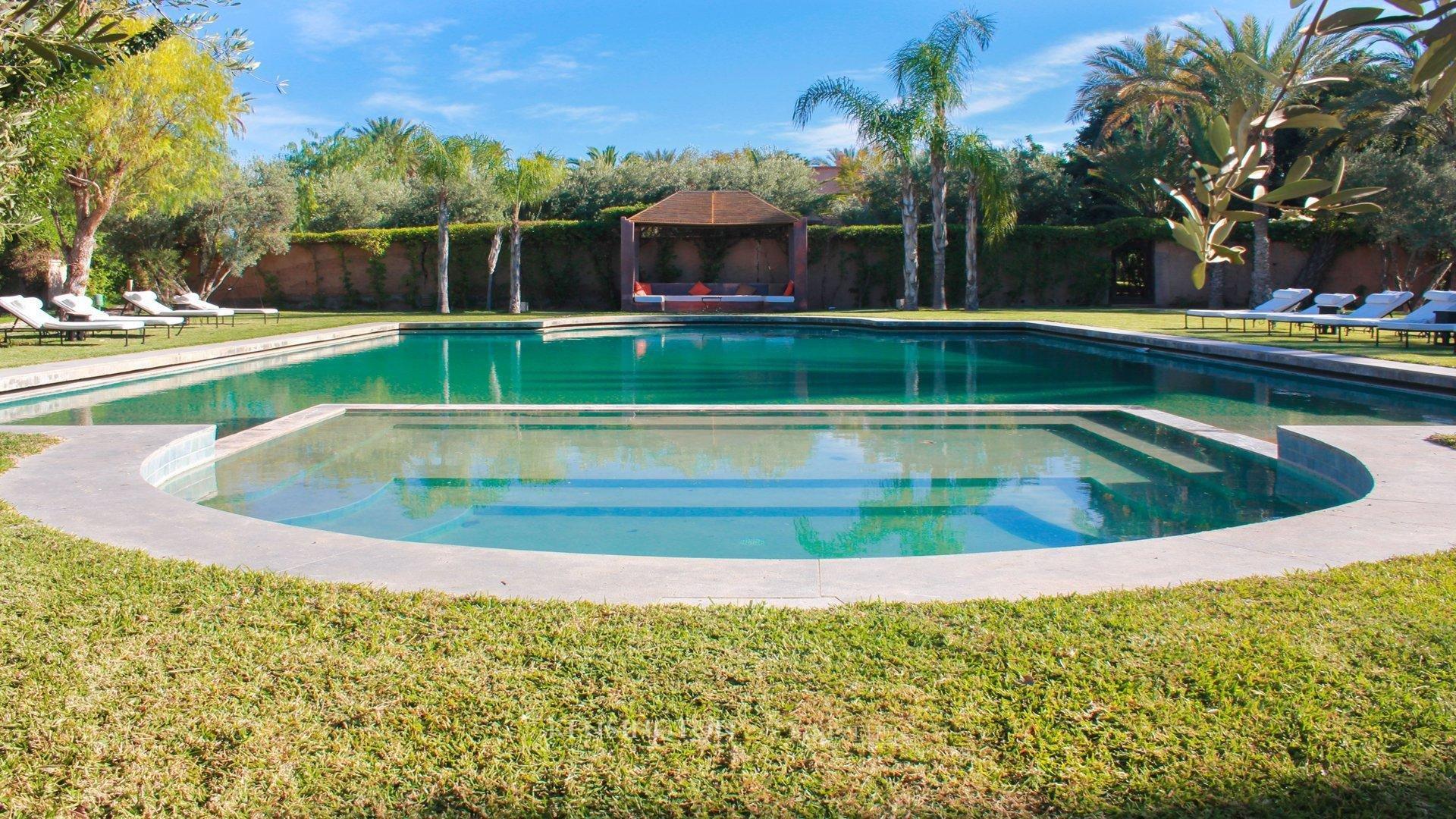 KPPM00670: Jnane Fiestan Villa Luxury Villa Marrakech Morocco