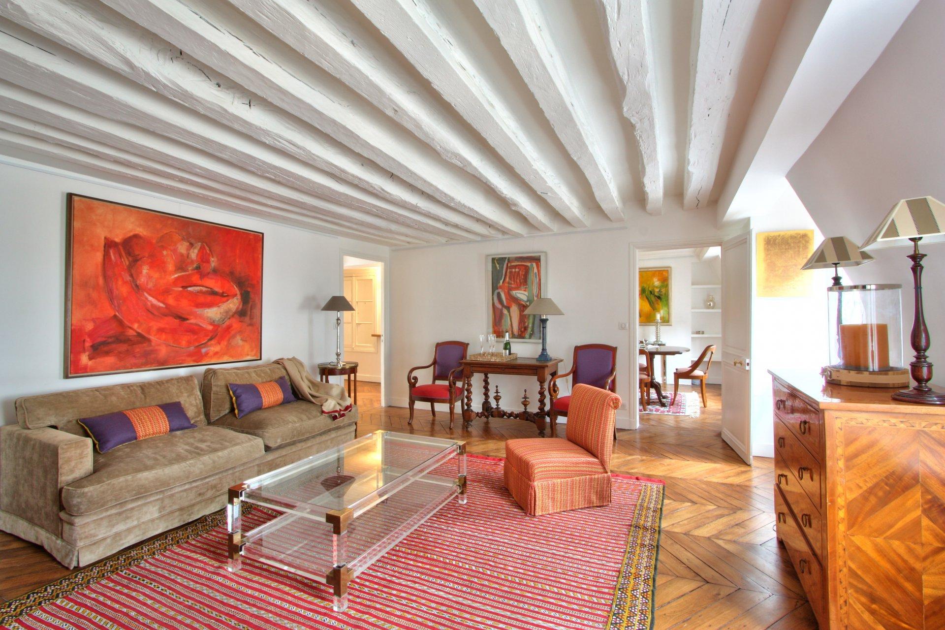 Rental Apartment Paris 1st Place-Vendôme