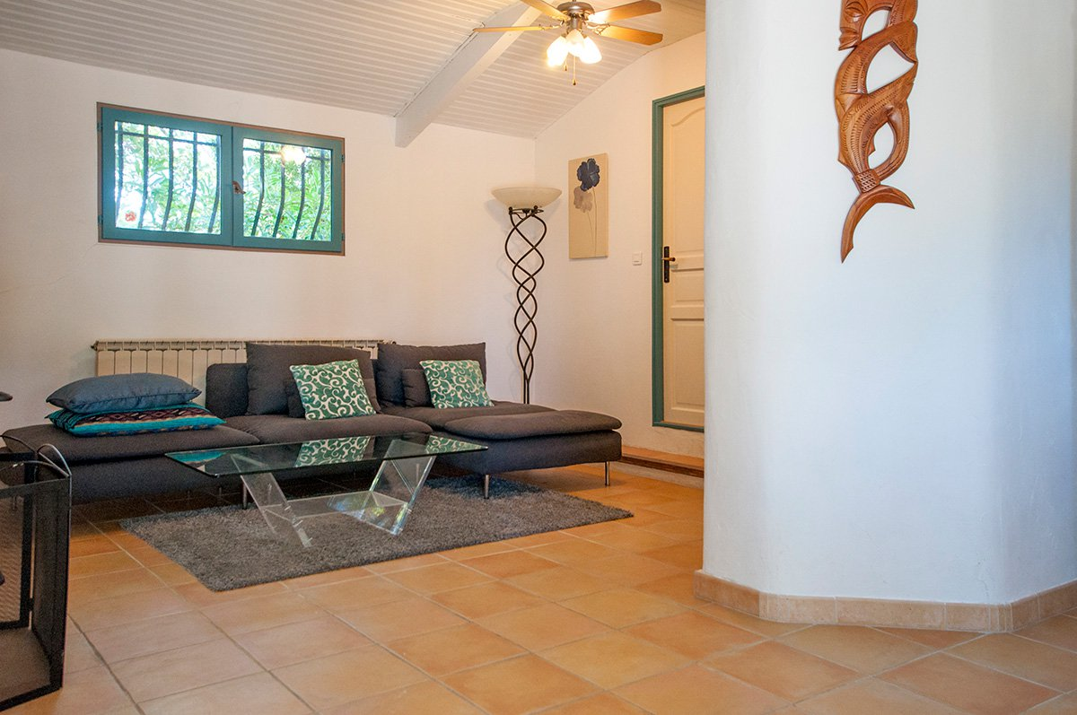 For Sale Tourrettes - Family 3/4 bedroom villa with swimming pool