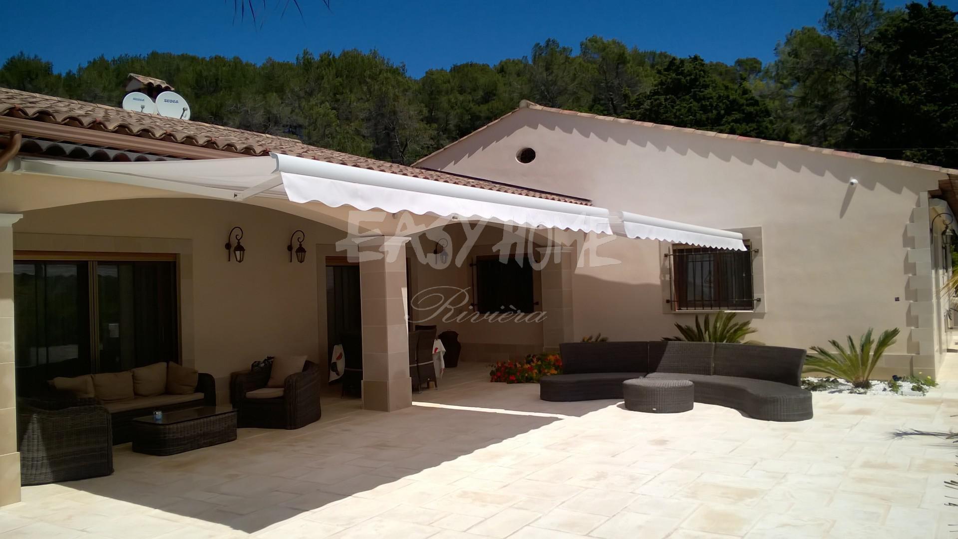 achat/vente villa antibes calme standing proche de toutes activitées