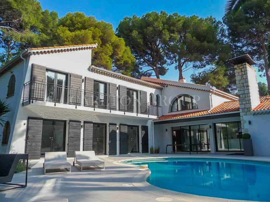 Seasonal rental Villa in Cap d'Antibes  - Price on request - Carlton International