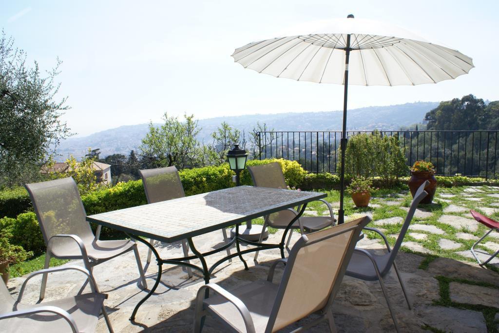 Gairaut villa 6p terrasse