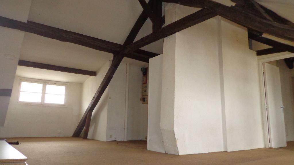 Paris 15 - Commerce - Loft au dernier étage + vue
