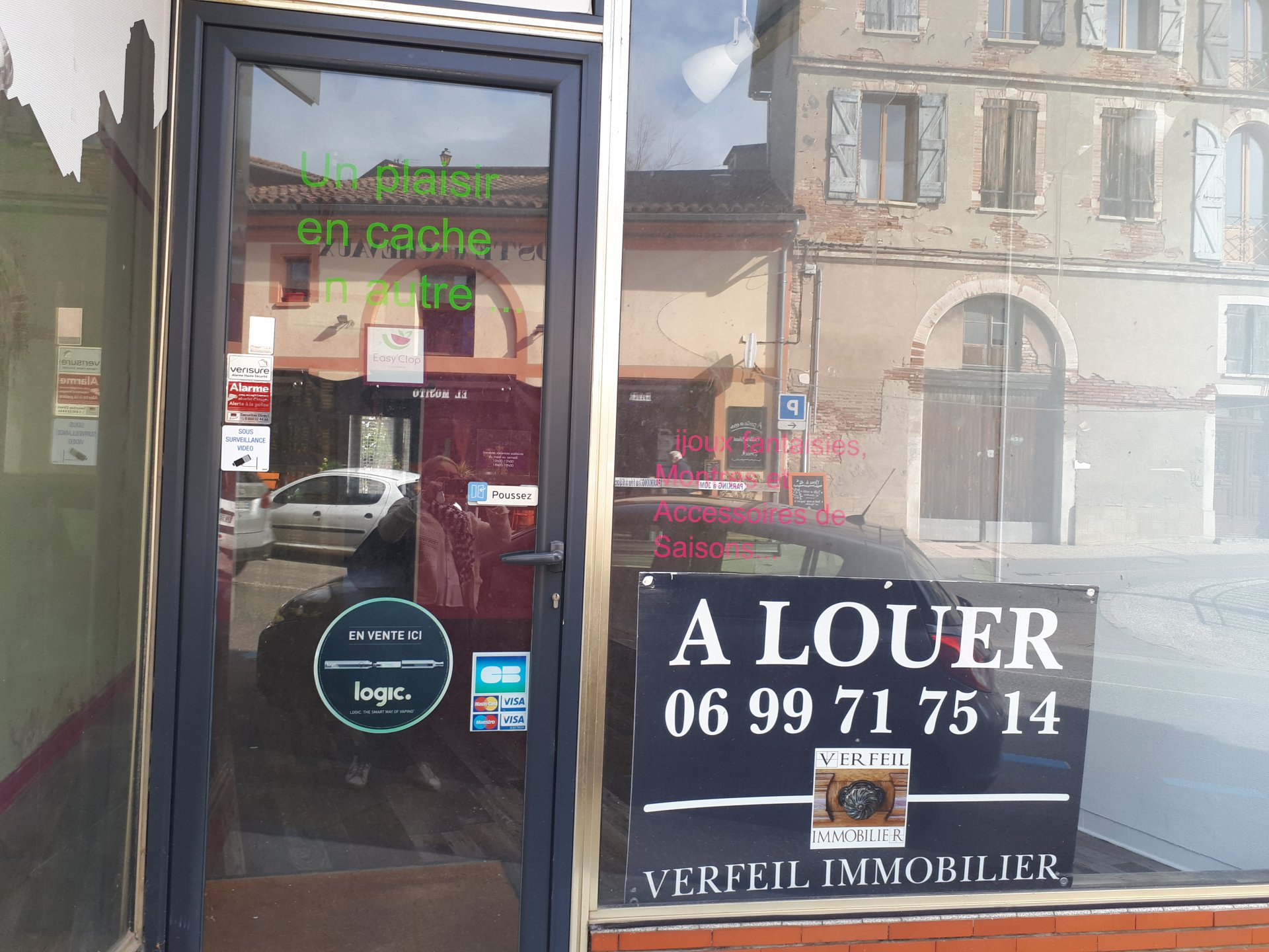 LOCAL COMMERCIAL OU PROFESSIONNEL