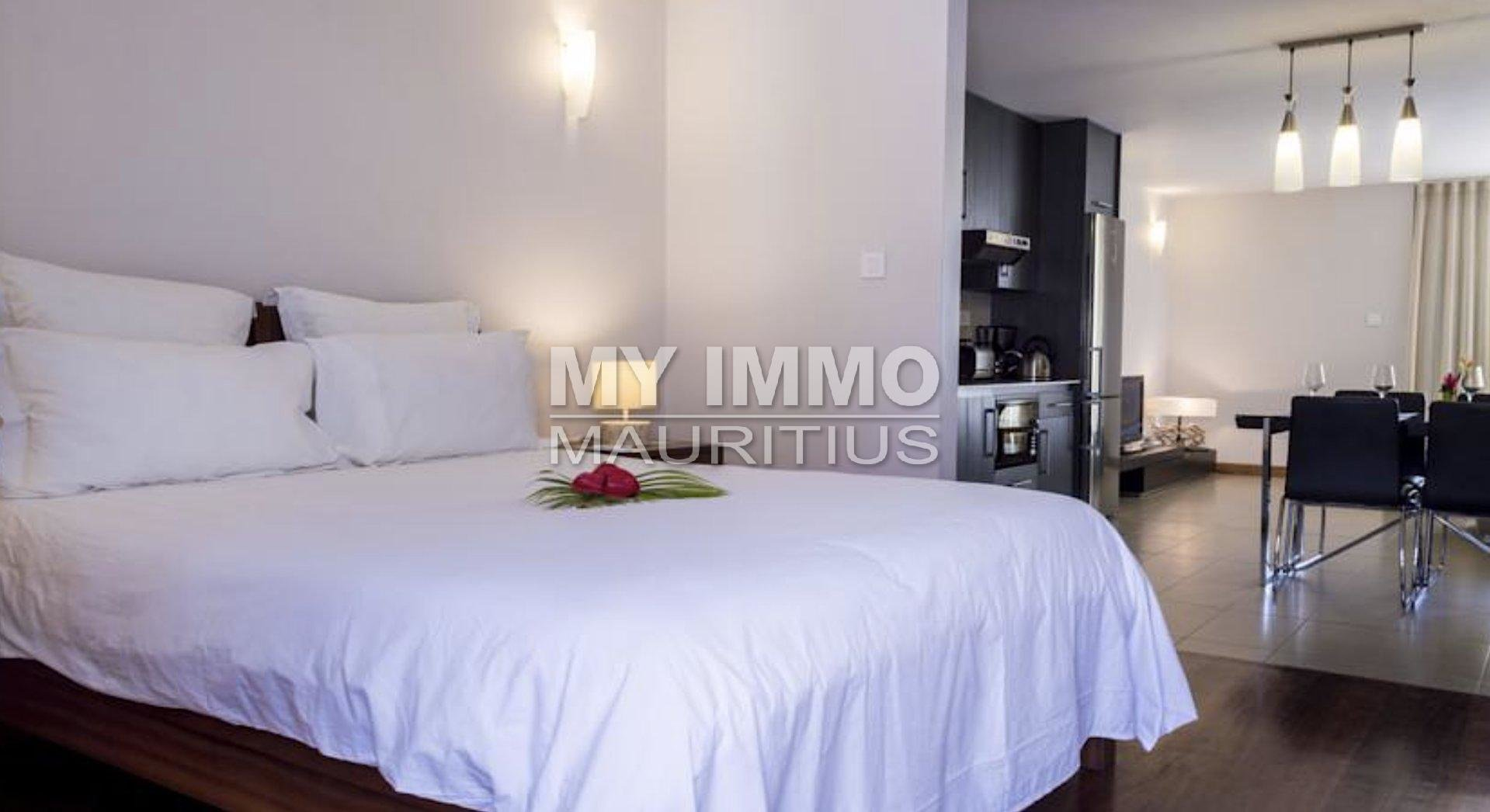 High standing apartment Mont Choisy