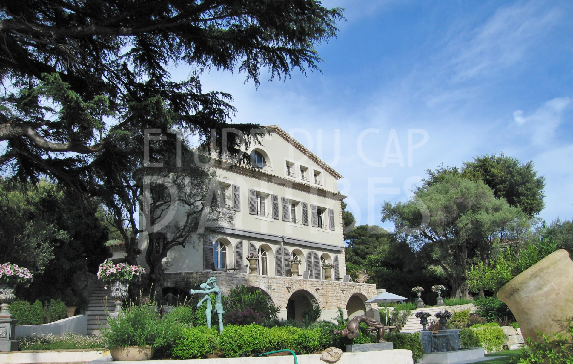 Affitto stagionale Villa - Cap d'Antibes