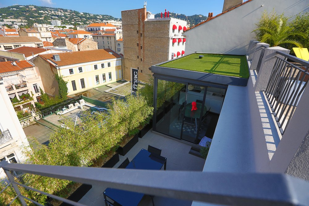 Appartement d'exception 5P Cannes Banane