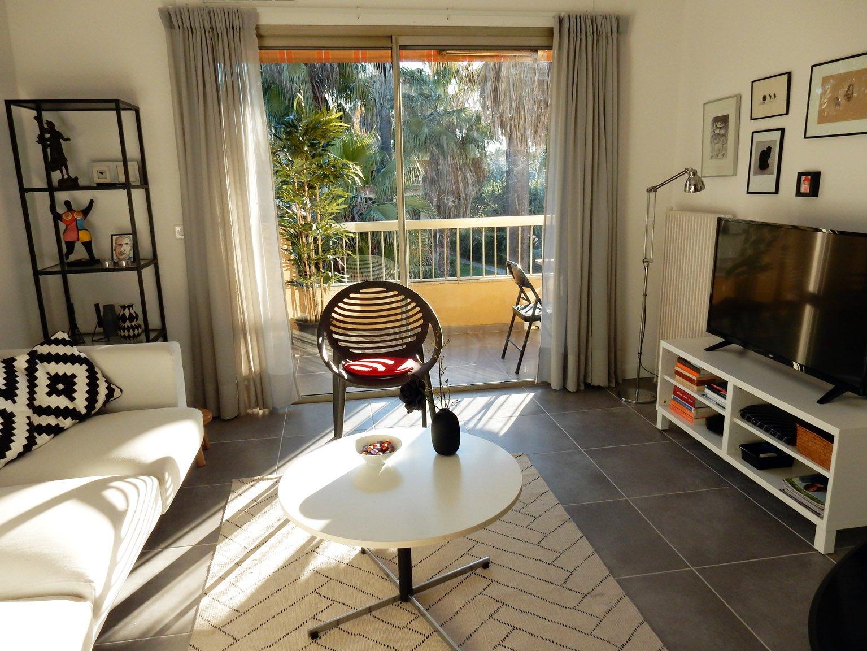 Apartment close to the sea at Juan les Pins, Eucalyptus