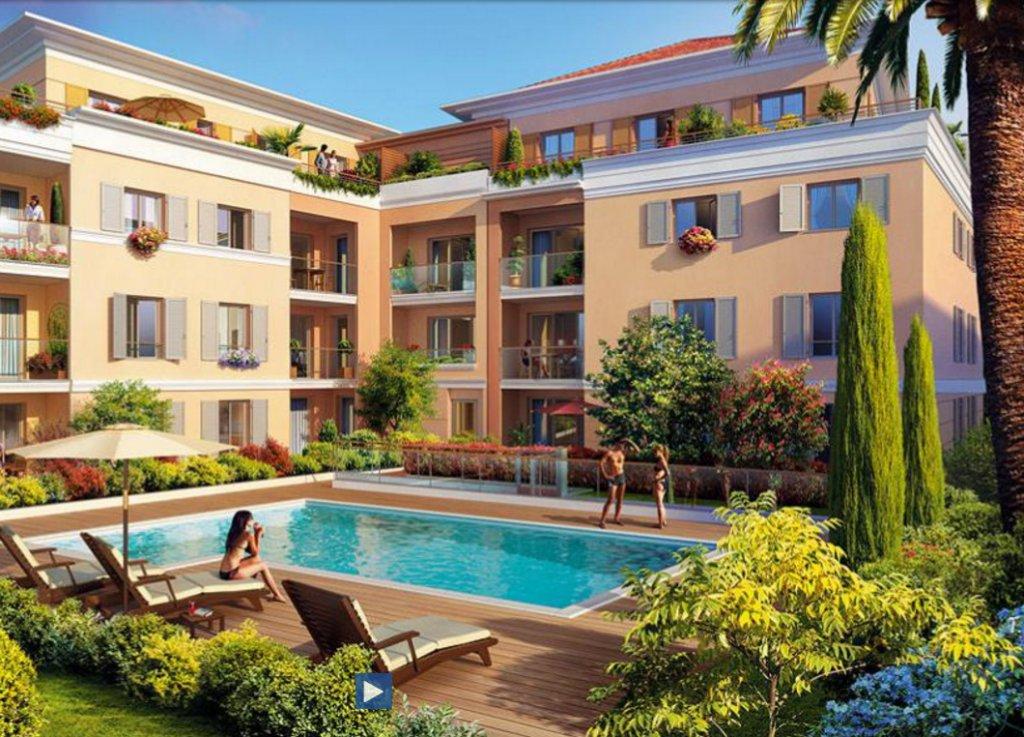 Costruzione Appartamento - Cannes Moure Rouge