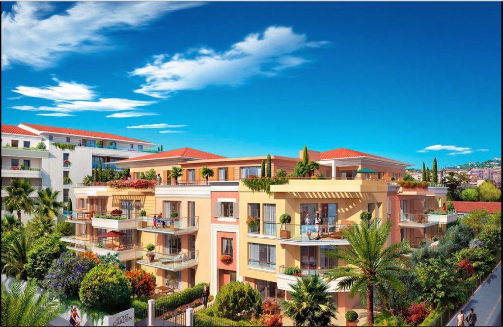 Development Apartment - Cannes Moure Rouge