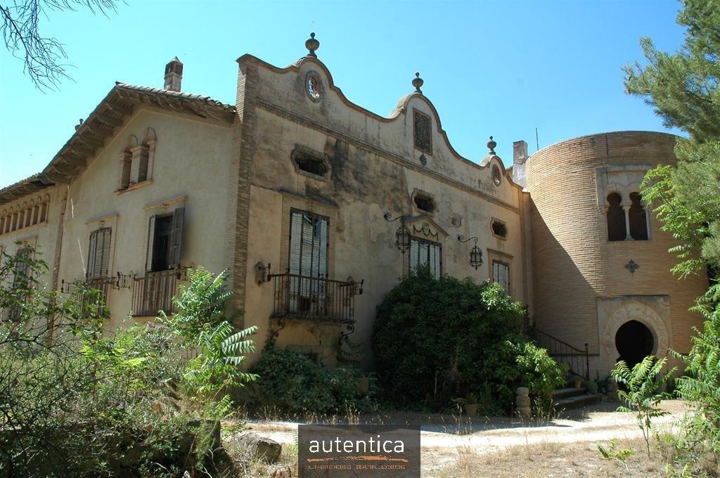 Venta Palacete - Alcoi - España