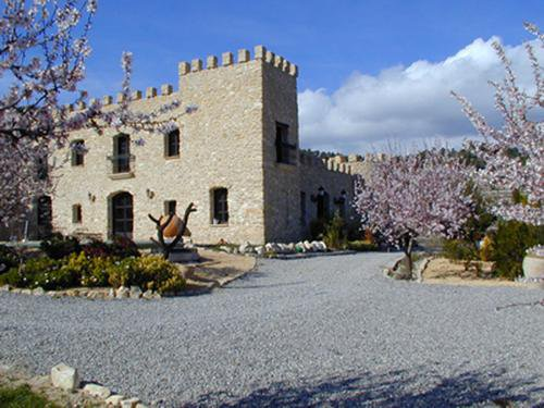 Sale Castle - Relleu - Spain