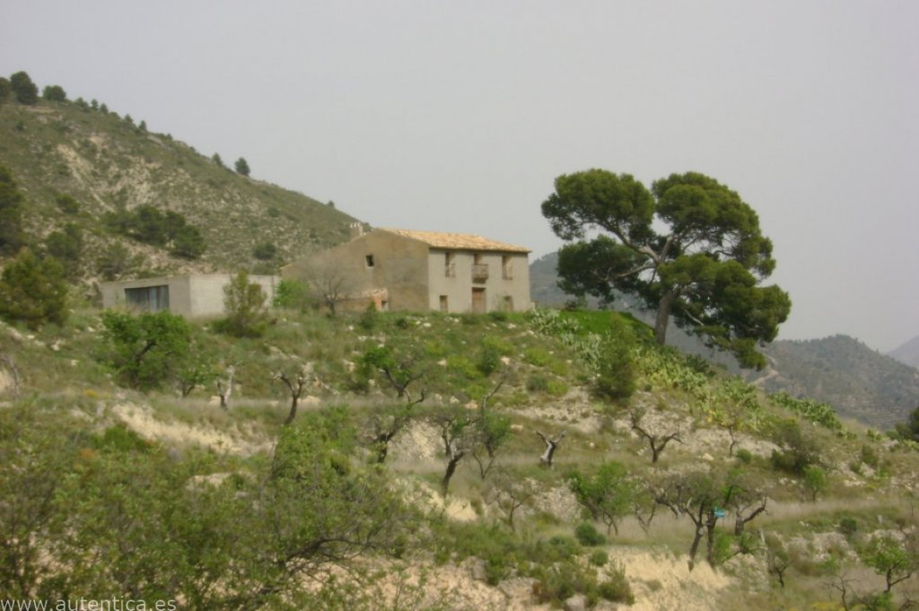 Masía to renovate with outbuildings and extra ruin