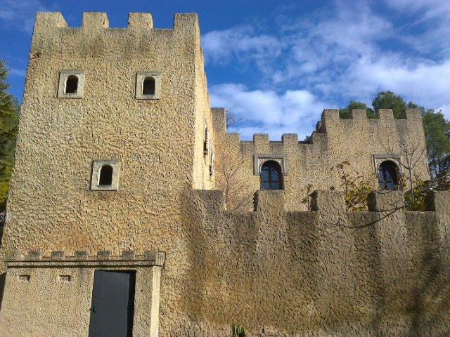 Un petit château sous influence Mauresque