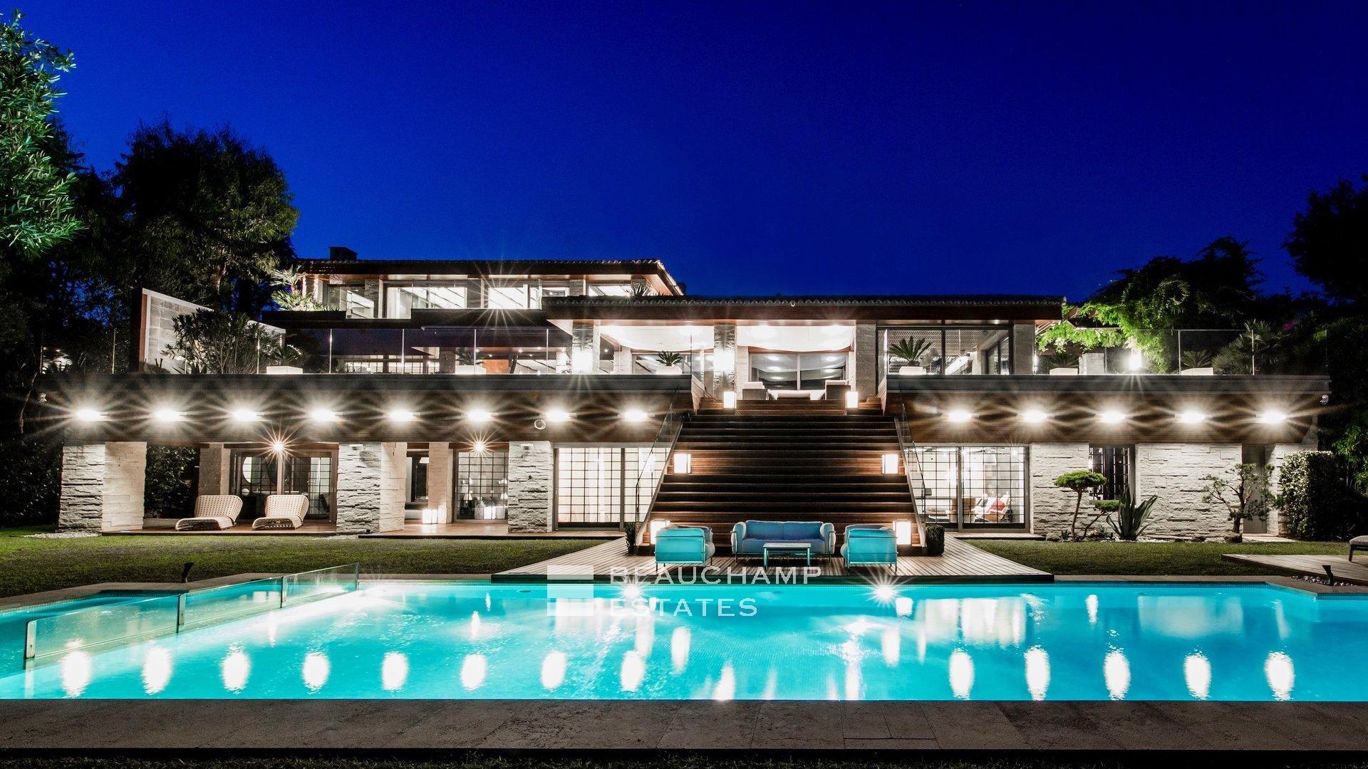 Sumptuous Contemporary Property Mougins