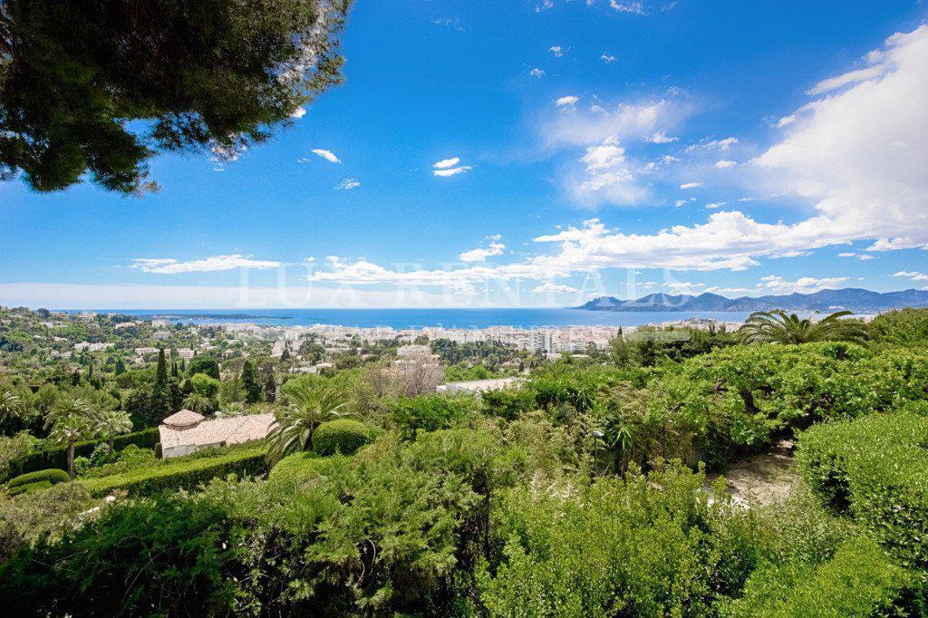 Location saisonnière Maison - Cannes Californie