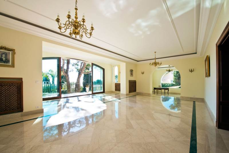 Cap Ferrat - Luxury property with sea view