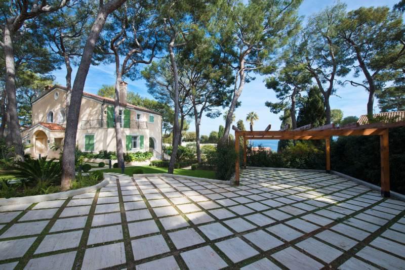 Cap Ferrat - Luxury property with sea view
