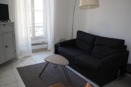 Affitto stagionale Appartamento - Nizza (Nice) Le Port