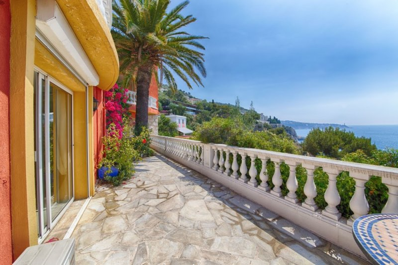 Nice - Cap de Nice -  Splendid villa with breathtaking sea view