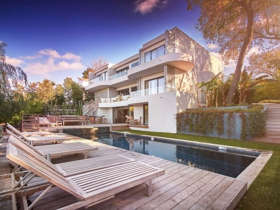 Cap d'Antibes - Amazing contemporary villa with sea view