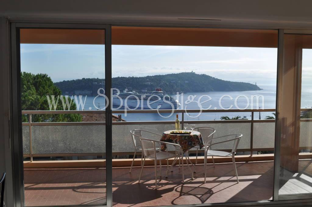 Seasonal rental Apartment - Villefranche-sur-Mer