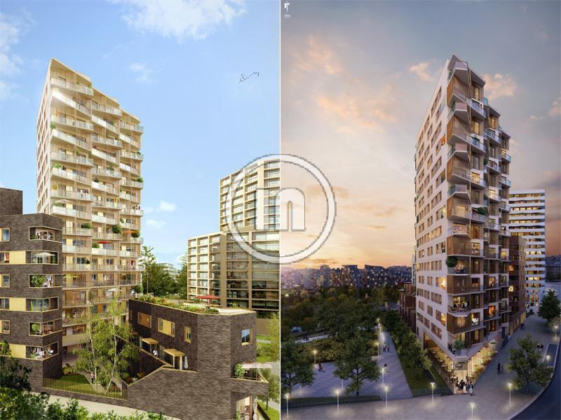 Development Building - Paris 17th (Paris 17ème) Batignolles