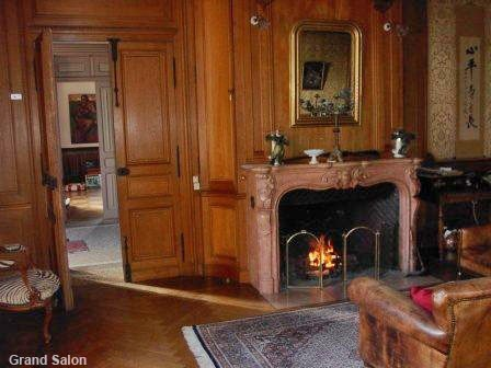 Magnificent Castle with bed & breakfast in Bourgogne