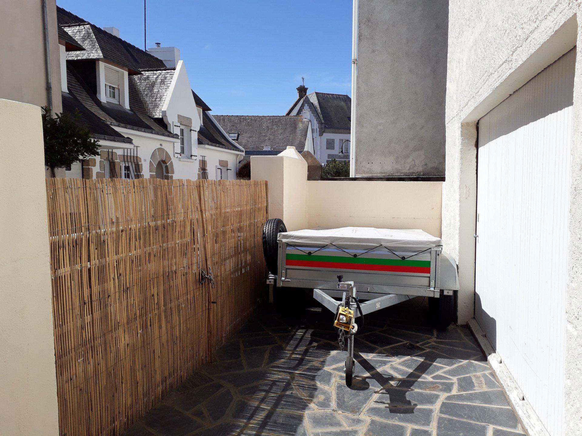Maison en pierre coeur de ville Le Pouliguen