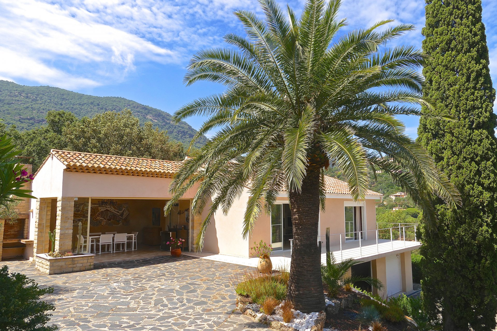 Villa sea side Cavalaire sur Mer Var Provence