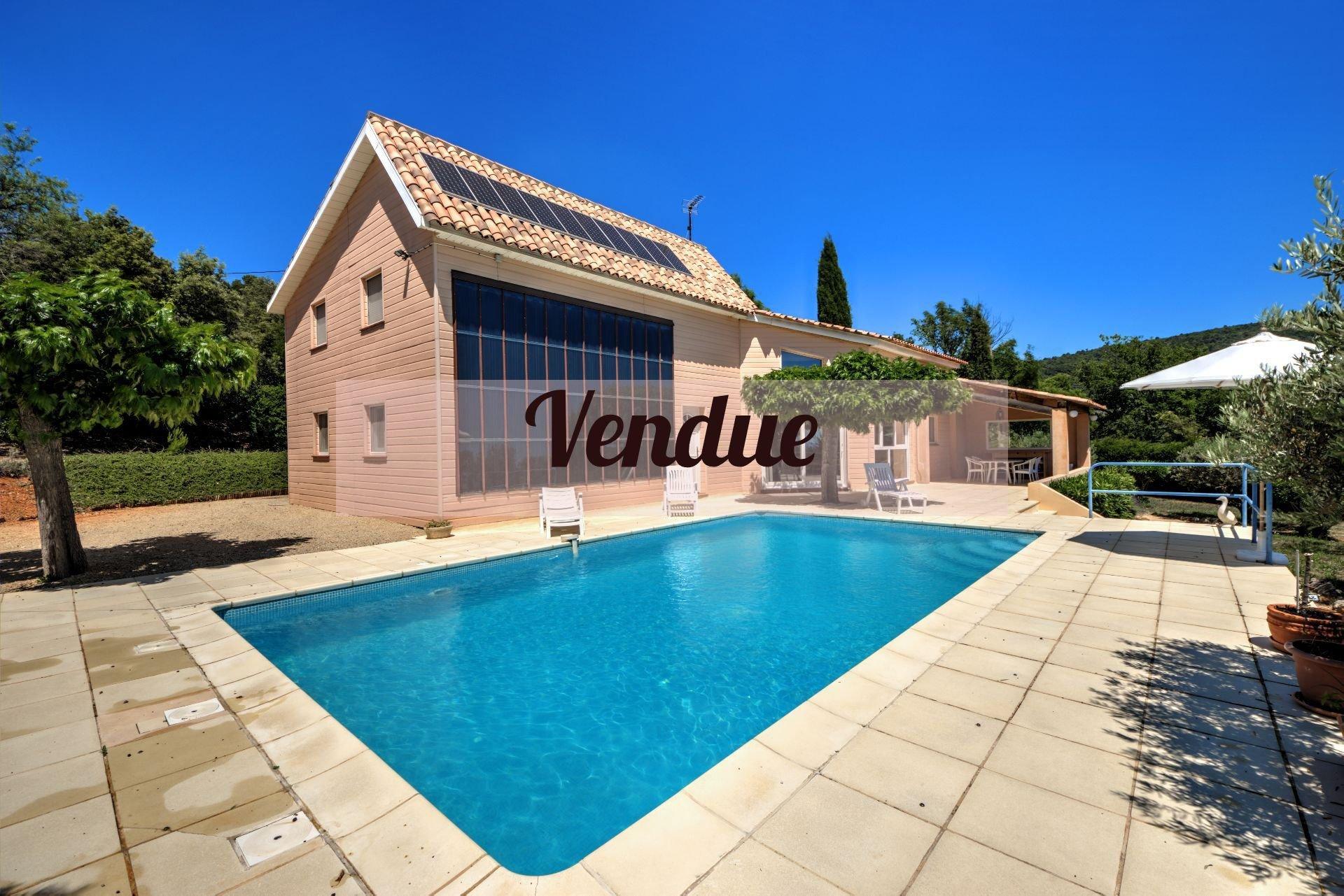 Achat Villa Aups Provence
