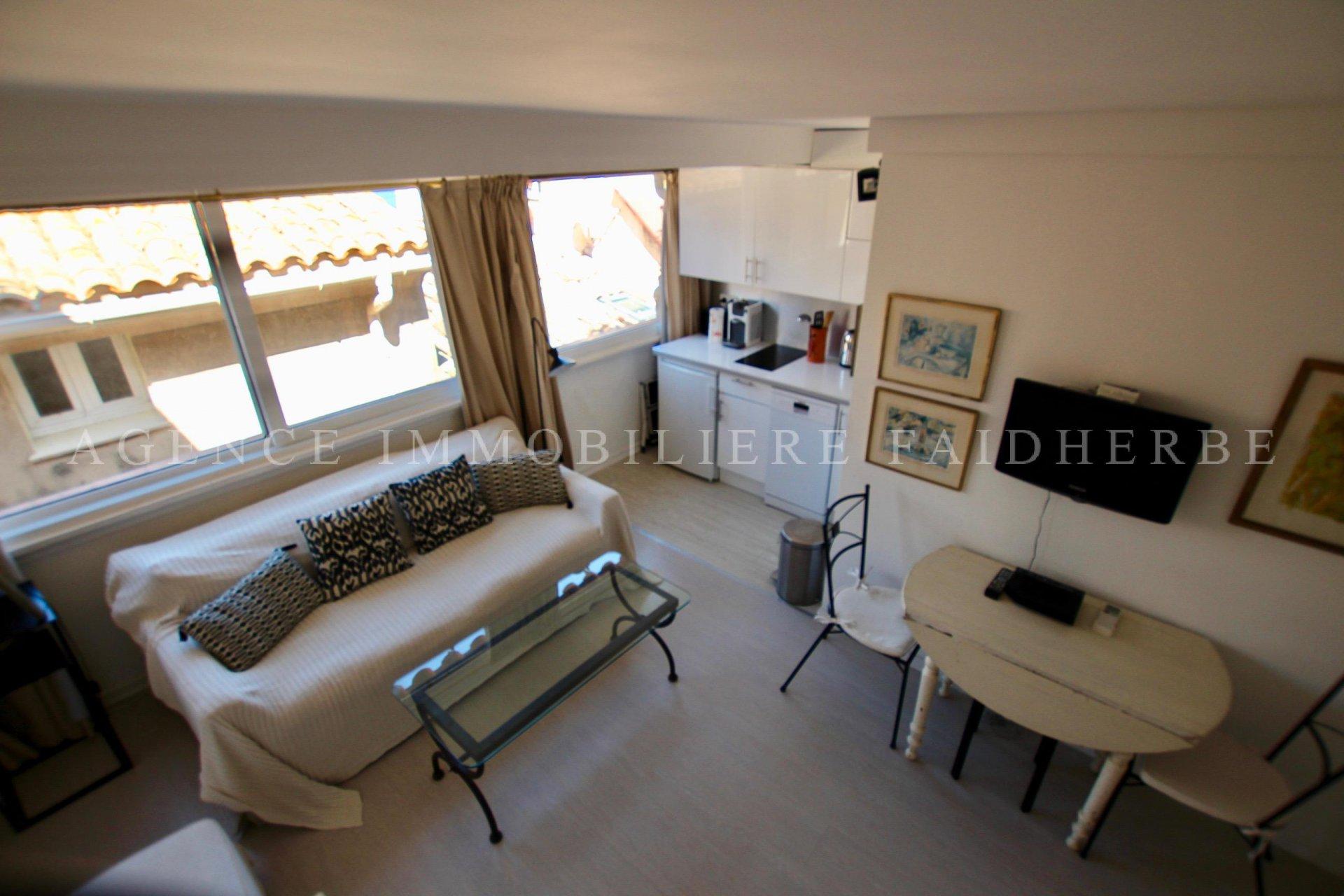 Saisonvermietungen Wohnung - Saint-Tropez Centre