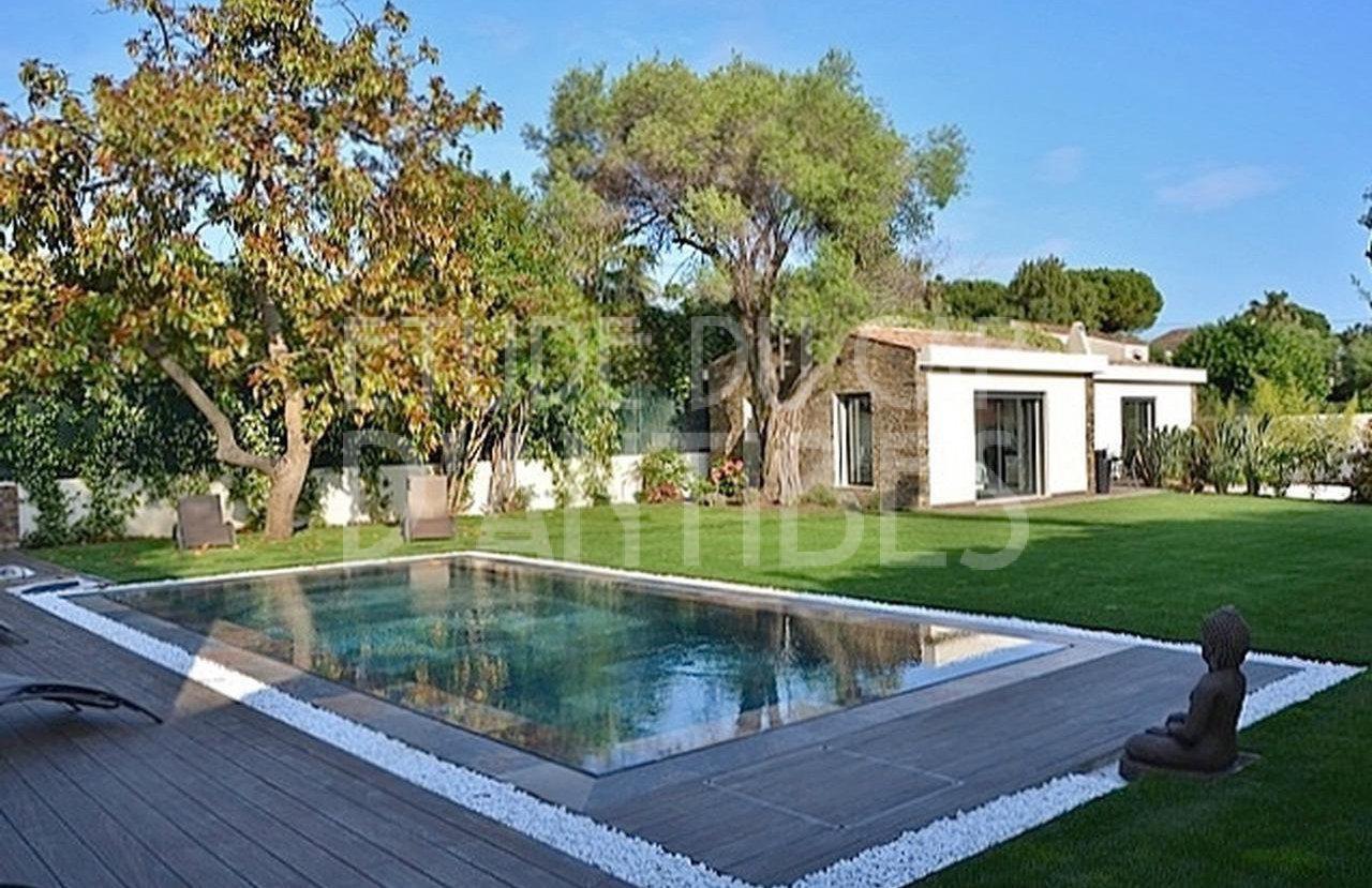 Nice villa to rent on Cap d'Antibes