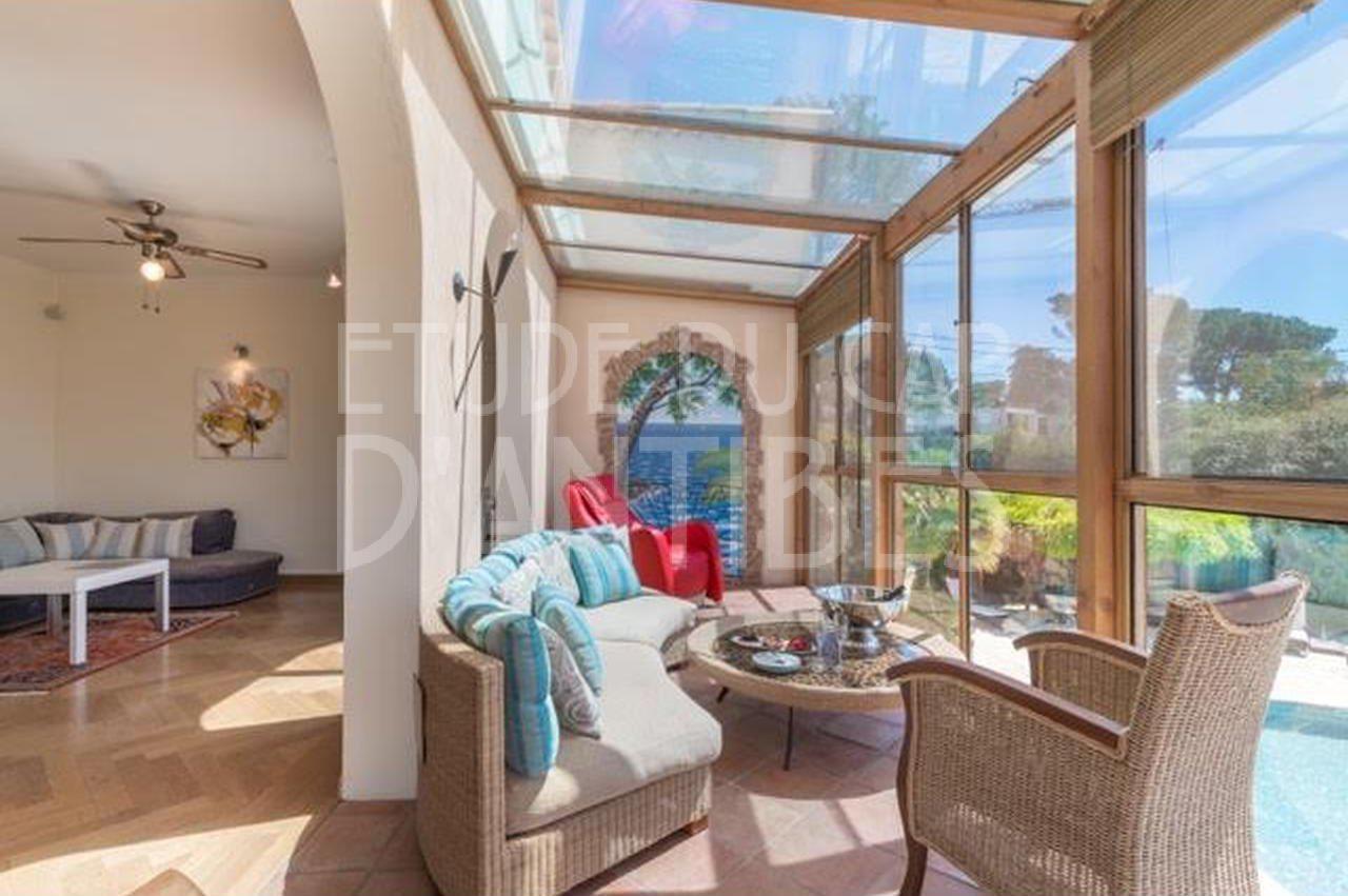 Maison à louer au Cap d'Antibes