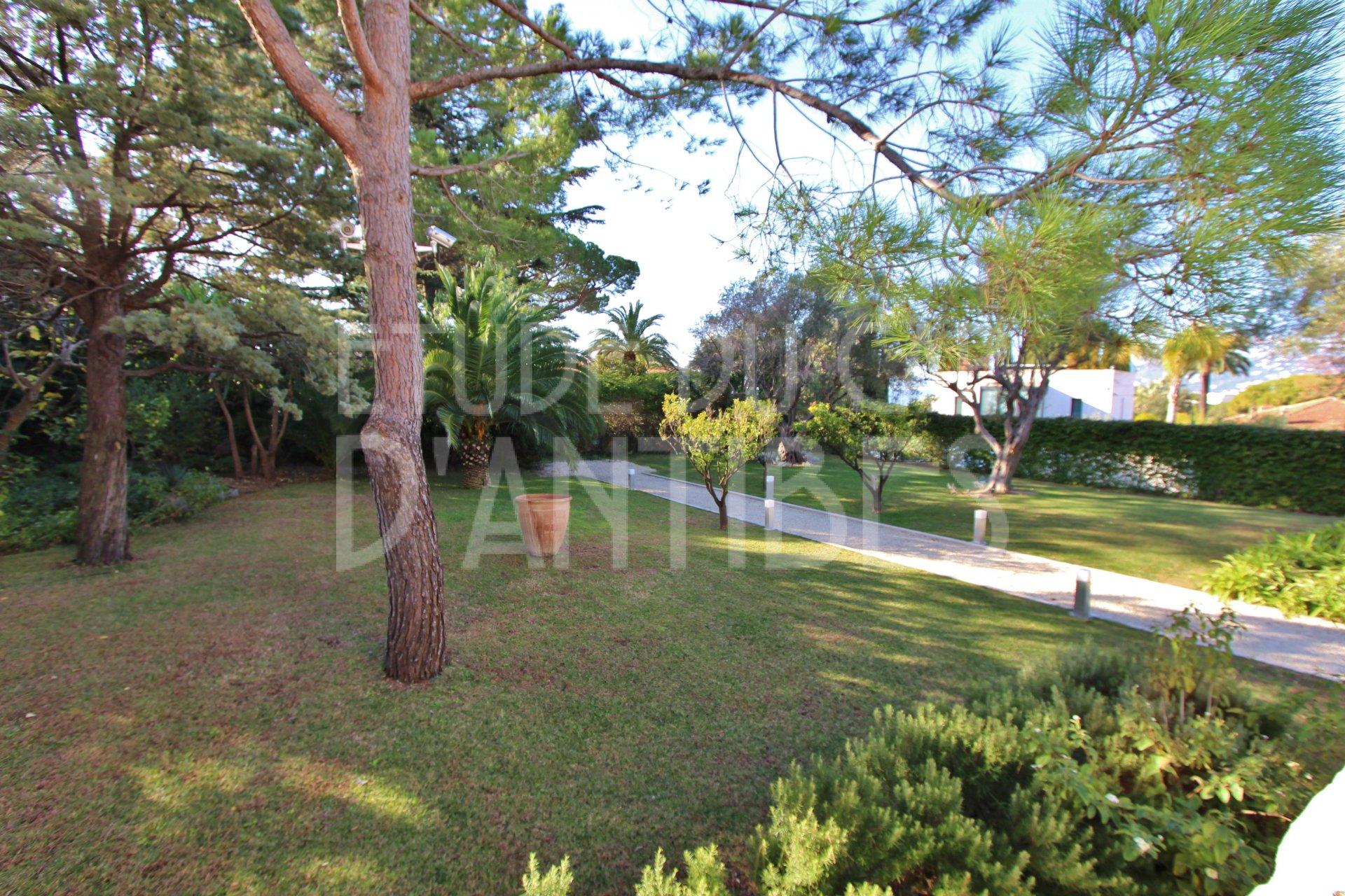 Cap d'Antibes Villa à louer