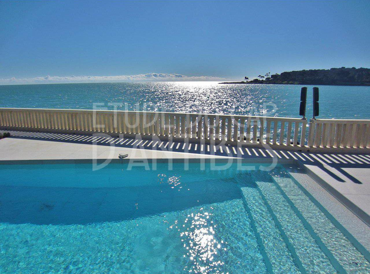 Cap d'Antibes - Waterfront property - To rent