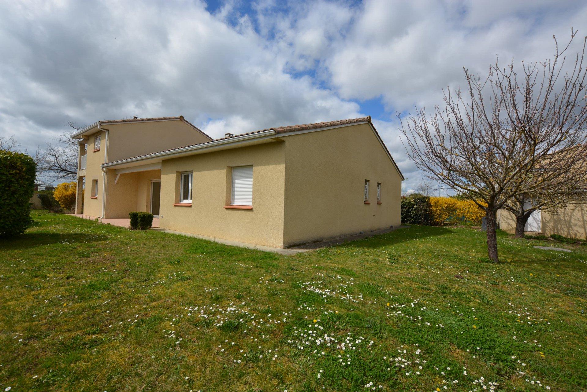 Vermietung Villa - Aussonne