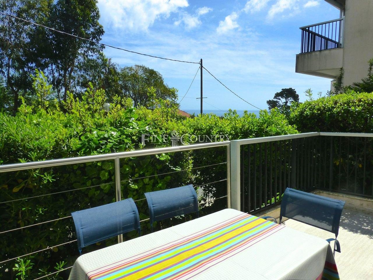 Garden Apartment in Cannes, Cote d'Azur, France