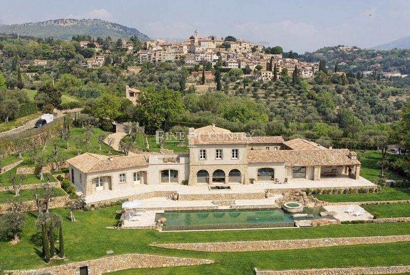 Luxury villa , 6 bedrooms , Chateau Neuf Grasse